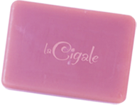 Savon La Cigale violet